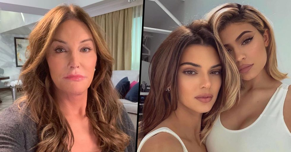Fans Shocked to Discover There's Another, 'Secret' Jenner Sister