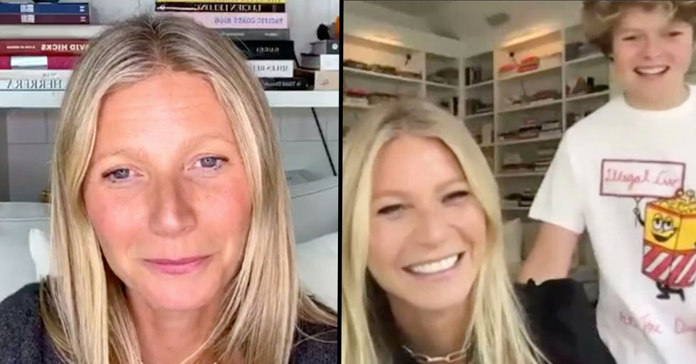 Gwyneth Paltrow Slammed After Giving Her Son a 'Totally Messed Up' Gift