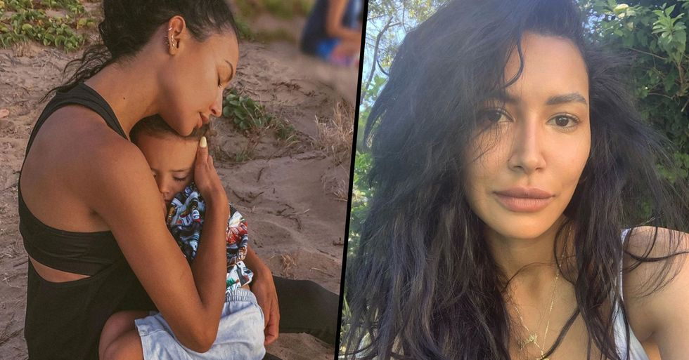 'Glee' Star Naya Rivera's 4-Year-Old Son's Chilling Words to Police After Mom Went Missing