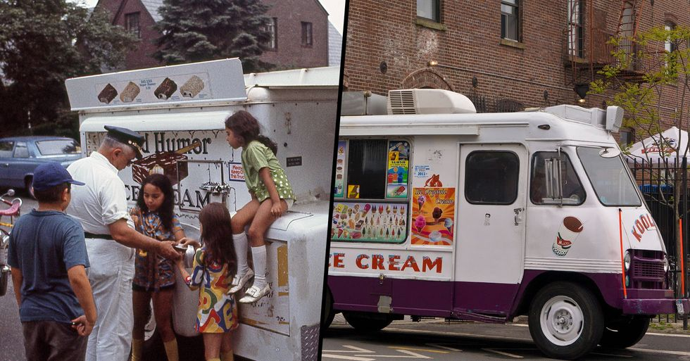 People Are Just Finding Out the Racist Origins of the Ice Cream Truck Song and They're Horrified