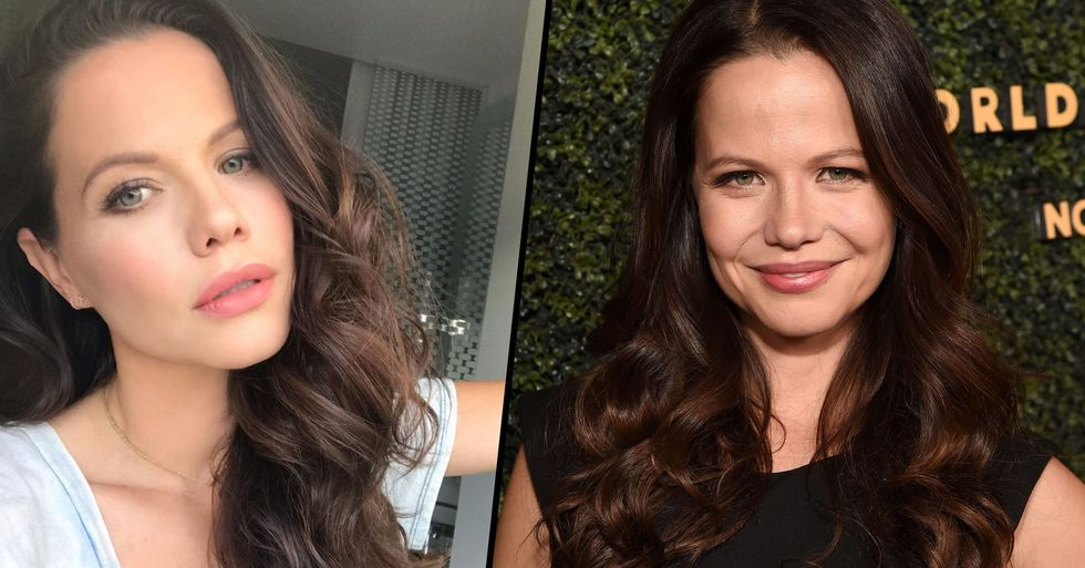 'Pretty Little Liars' Star Tammin Sursok Slammed After Posting Family Photo