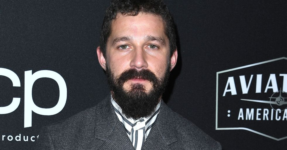 Shia LaBeouf's Tattoo Artist Shares Full Photo of Actor's Chest Ink for Role in 'Tax Collector'