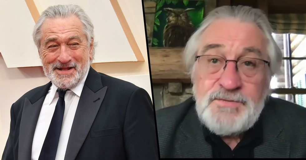 Robert De Niro Slammed After Saying He 'Will Be Lucky If He Makes $7.5 Million This Year'