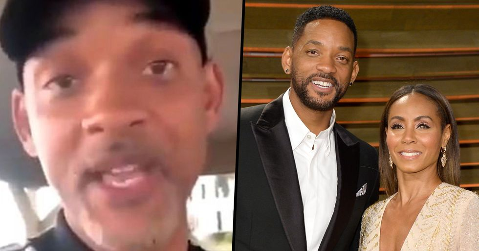 Fans Are Convinced Will Smith Referenced Jada Pinkett's Affair in Newly Resurfaced Video