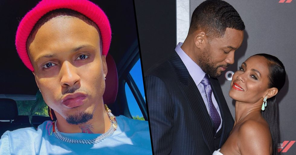 August Alsina Goes on Twitter Rant After Jada Pinkett Smith Admits Affair