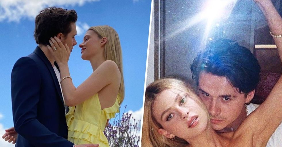 Brooklyn Beckham and Nicola Peltz Will Reportedly Have Two Weddings Next Year Costing $5 Million