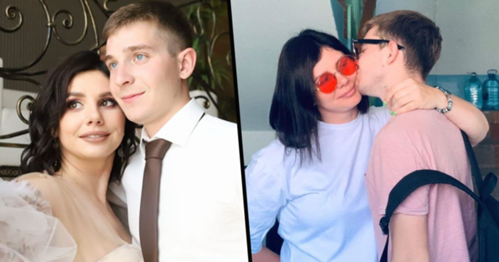 Influencer Marries Her 20-Year-Old Stepson After Divorcing His Dad