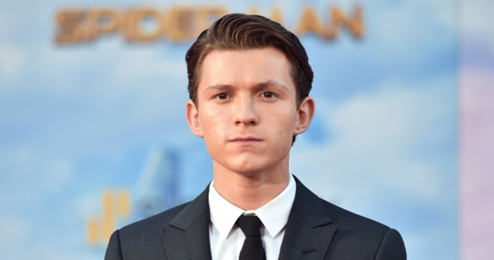 Tom Holland Shares Shredded Transformation as he Prepares to Star in new Movie