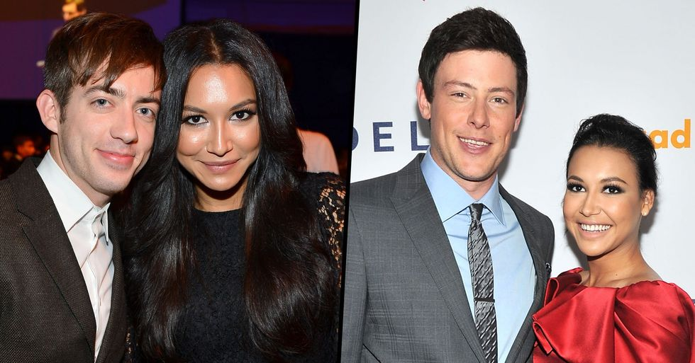 'Glee' Star Kevin McHale Says Cory Monteith Helped 'Find' Naya Rivera
