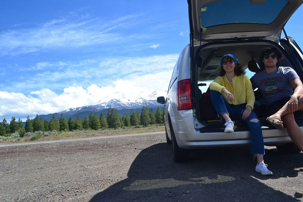 I Drove Across The Country And Only Slept In My Car, And It Was The Most Freeing Experience I've Ever Had