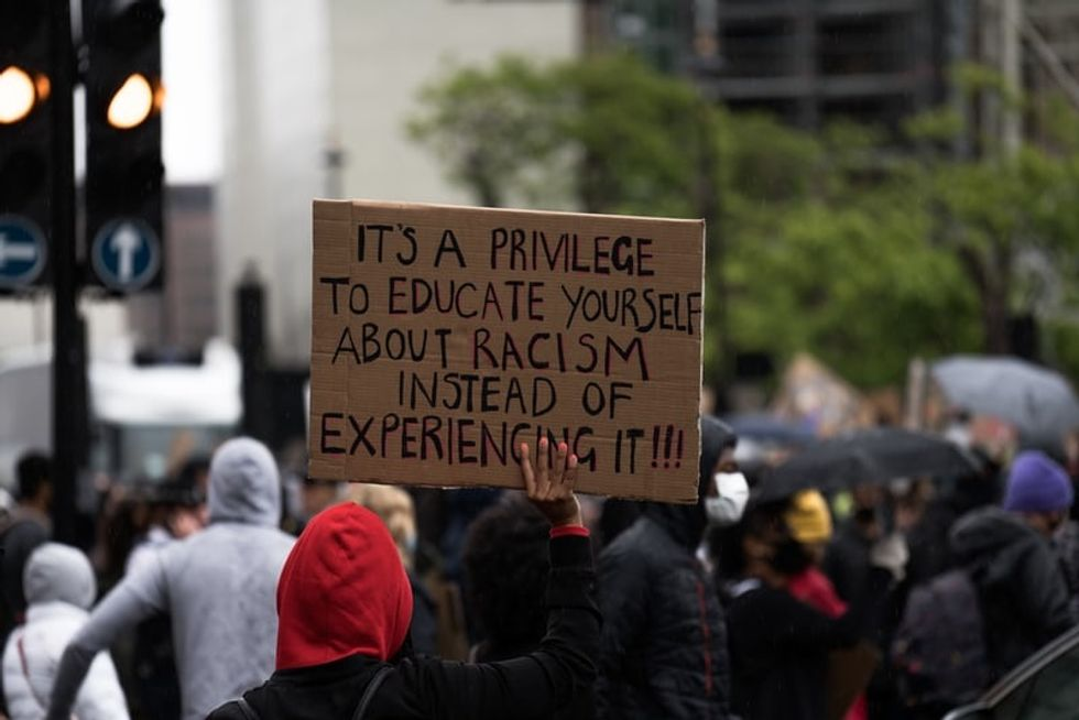 White Privilege As A Useful Tool