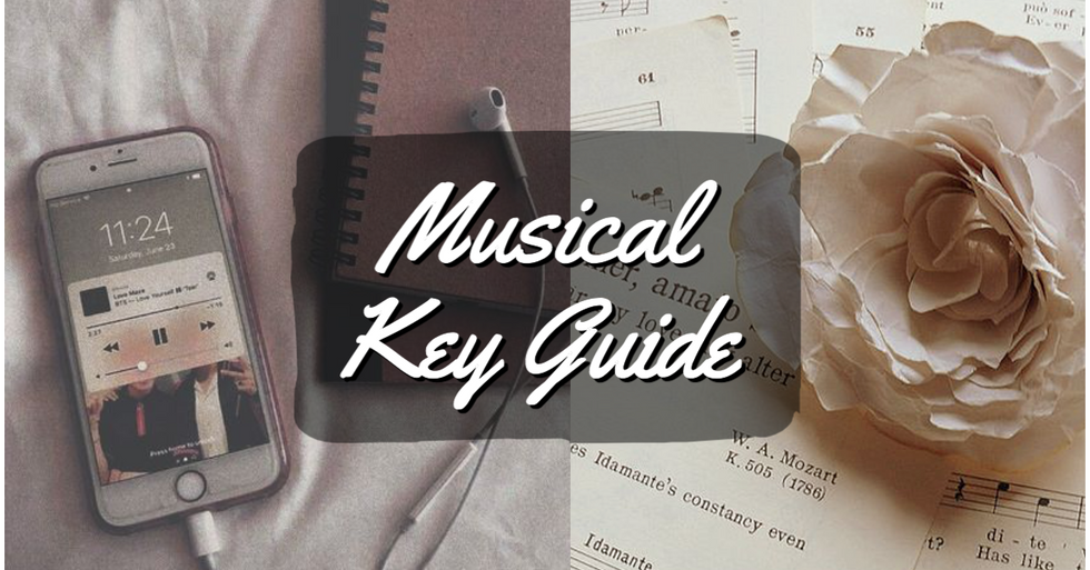 Music Keys To Fit Your Mood