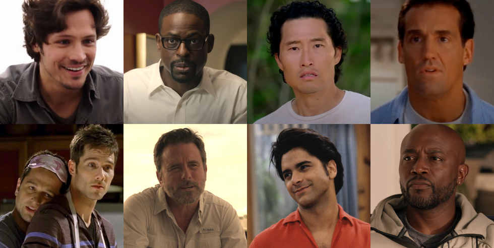 The 100 Hottest TV Dads In History