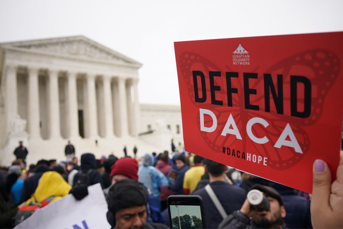 The Supreme Court Rules Against Trump's Attempts to End DACA