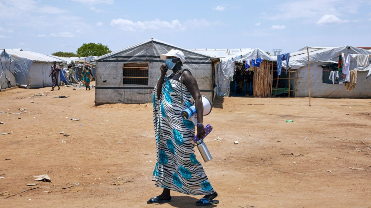 How to Stop the Spread of Covid-19 in Africa: Lessons from Ebola