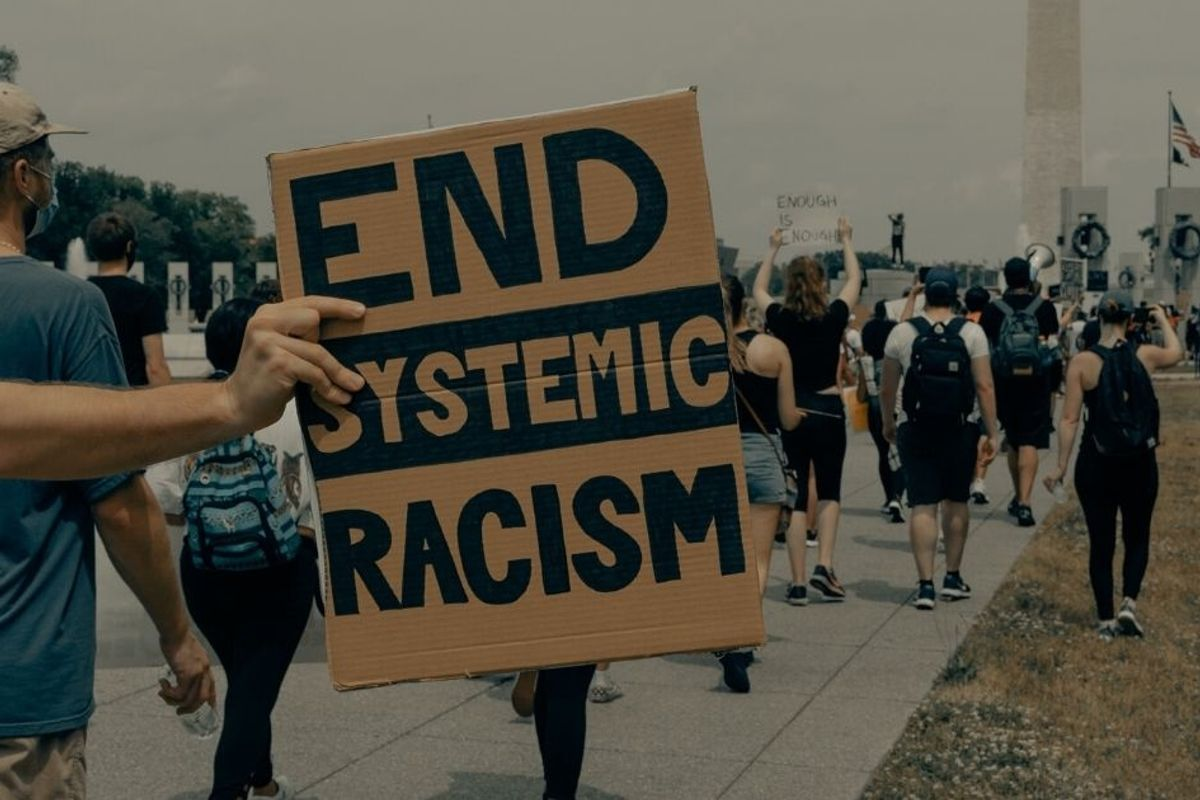 What exactly is systemic racism and institutional racism?