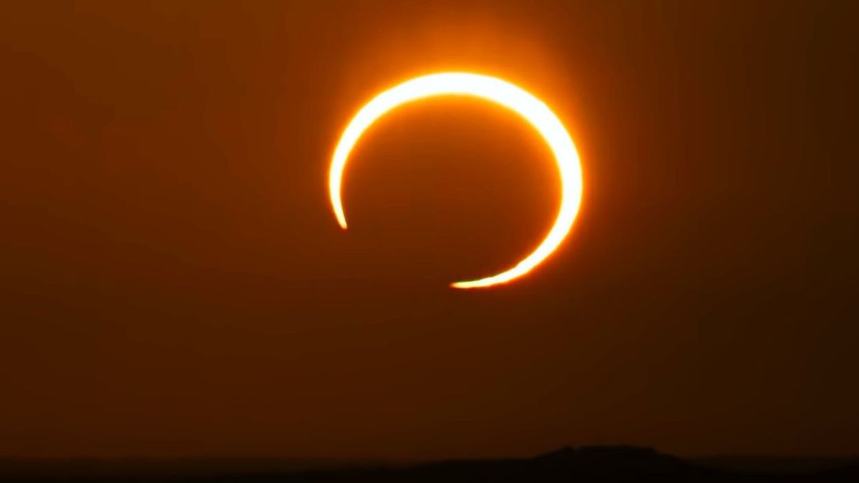 ring of fire eclipse