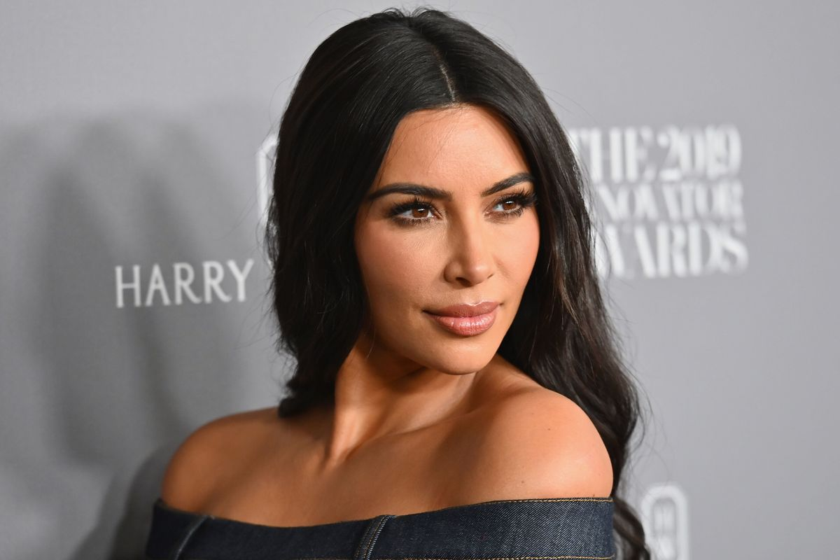 Kim Kardashian Criticized For 'Centering Herself' With Prison Reform Podcast