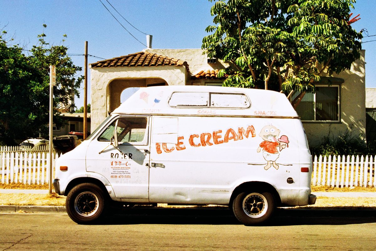 Sorry to ruin your summer, but the 'ice cream truck' song is racist AF