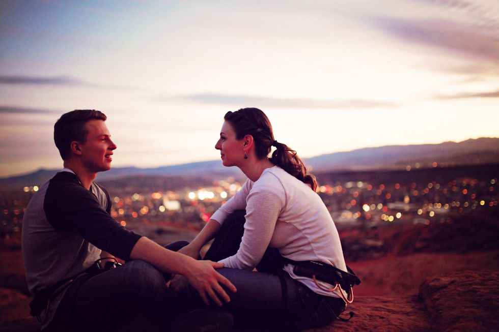 Men, Here Are 11 Things To Say To A Woman Instead Of The Stupid Thing You Want To