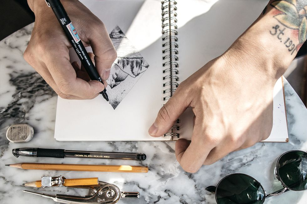 Unleash your inner da Vinci with these art and science drawing lessons