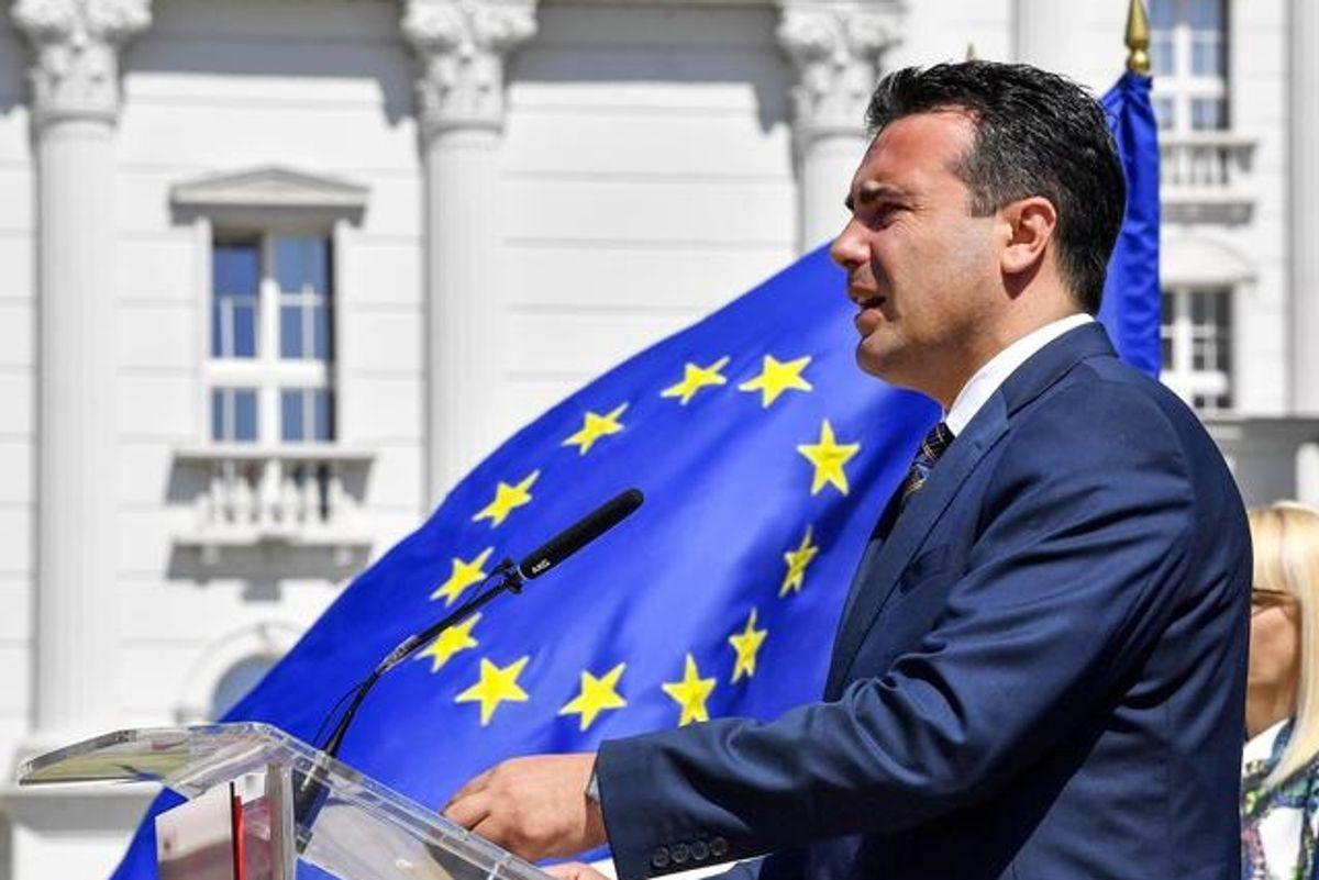 Scandalo tangenti in Macedonia. Prime condanne al sistema Zaev
