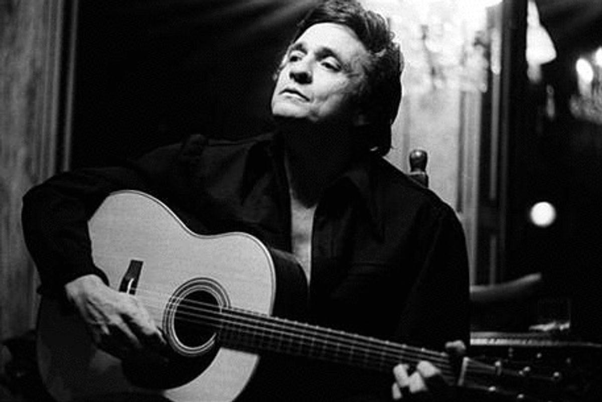 Il castagno, monumento della natura che canta con la voce di Johnny Cash