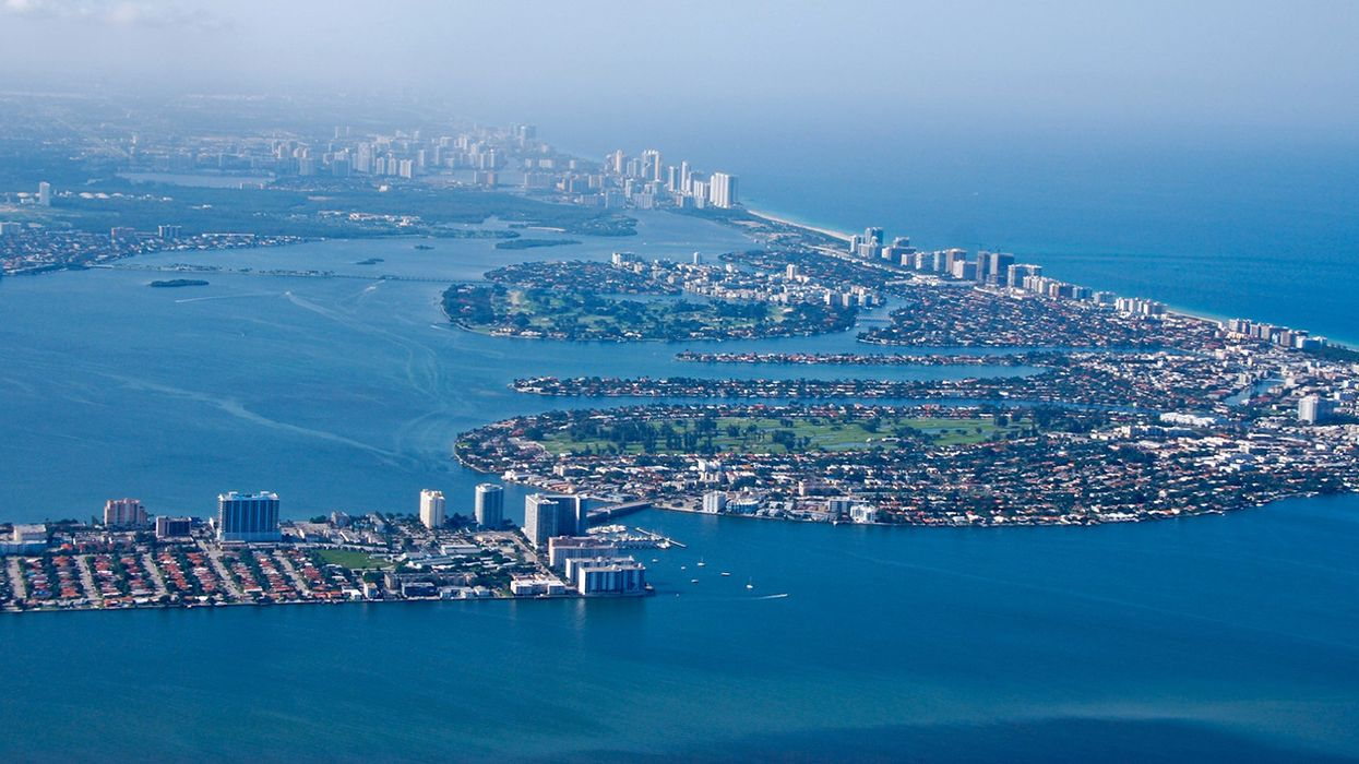 Sink or Swim: Miami's Perilous Future Facing Climate Change