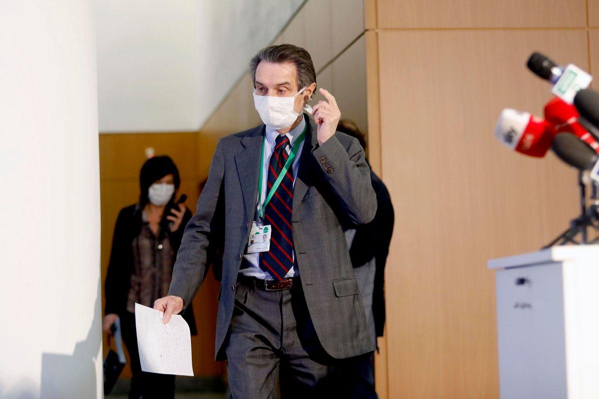 Attilio Fontana: «L'ospedale in Fiera costruito per obbedire al governo»
