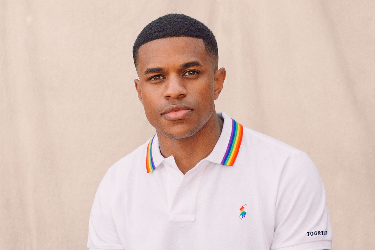 'Hollywood' Star Jeremy Pope Is Now a Ralph Lauren Model