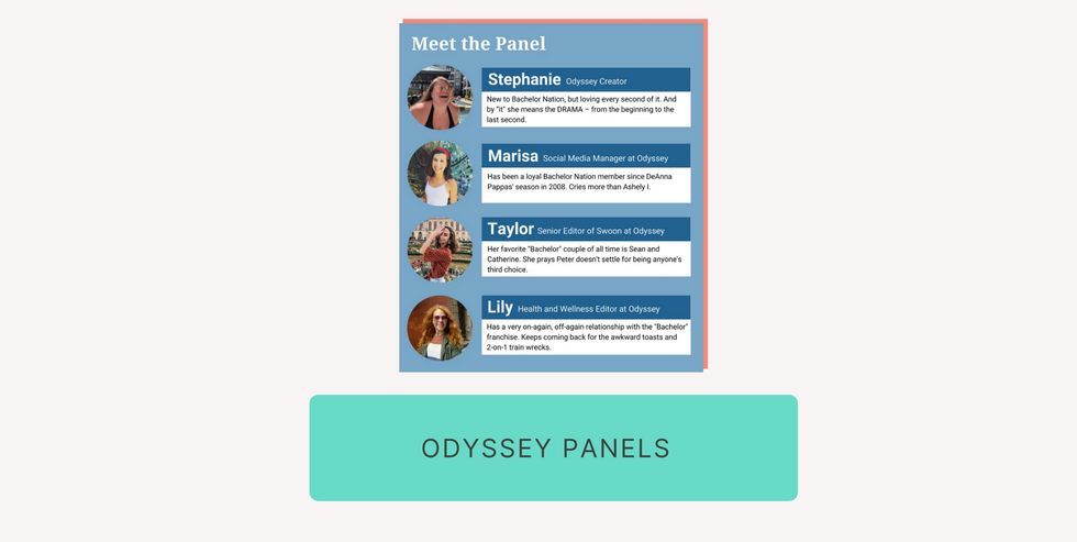 How To Host A Panel Discussion On Odyssey