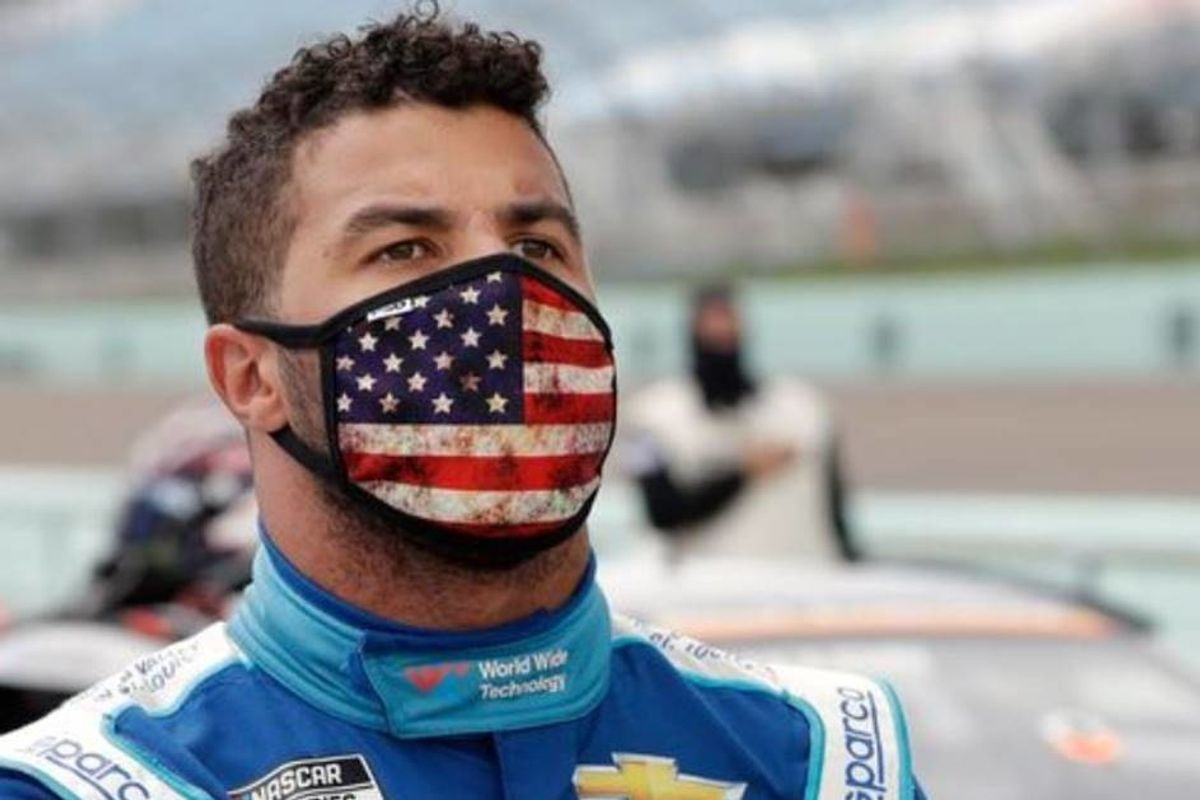 FBI says Bubba Wallace not the victim of hate crime; noose had been in garage since last year