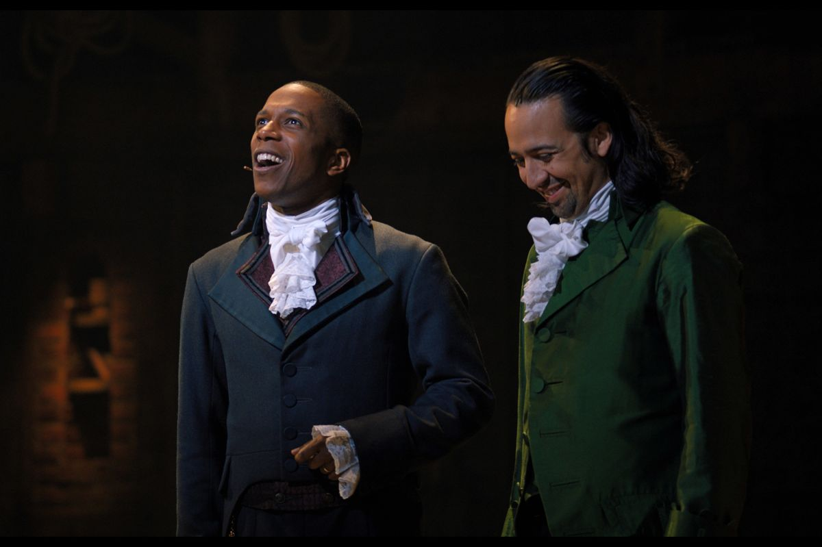The First Trailer for 'Hamilton' Is Finally Here