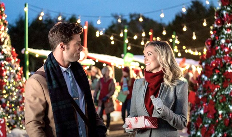 Hallmark's Christmas In July Is Coming, And It's Beginning To Look A Lot Like I'm Not Leaving Quarantine