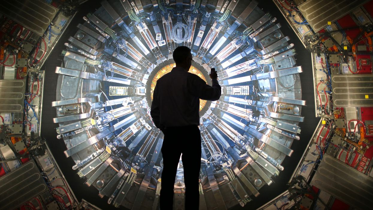 Should we really be worried about the particle accelerator?