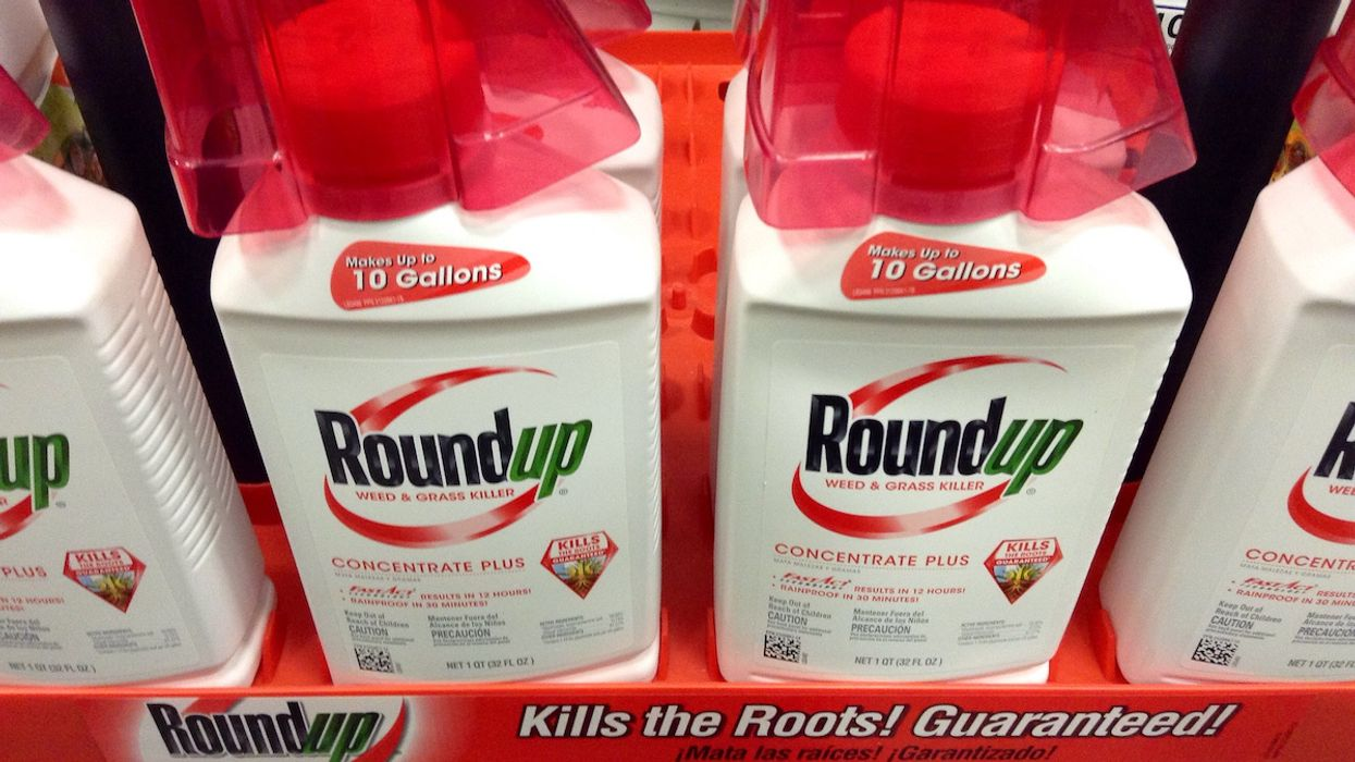 Judge Blocks California From Putting Cancer Warning on Roundup