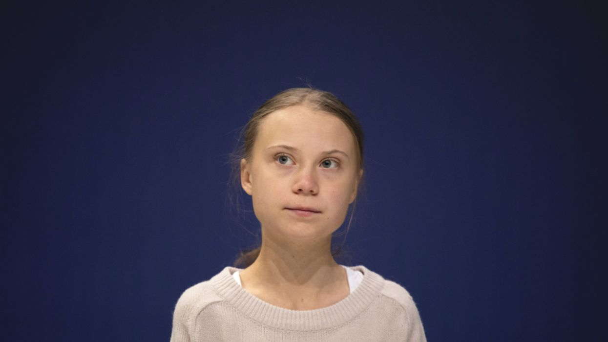 Greta Thunberg: COVID-19 Should Be Global Wake-Up Call to Tackle Climate Crisis