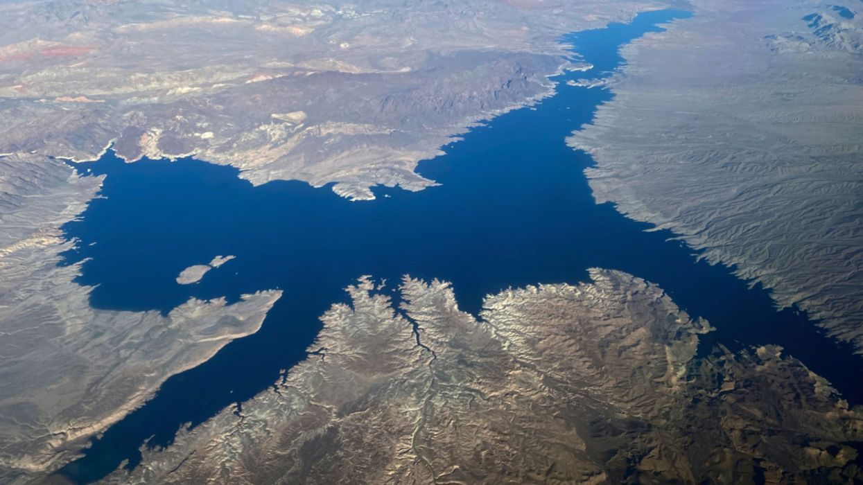 Remarkable Drop in Colorado River Water Use a Sign of Climate Adaptation
