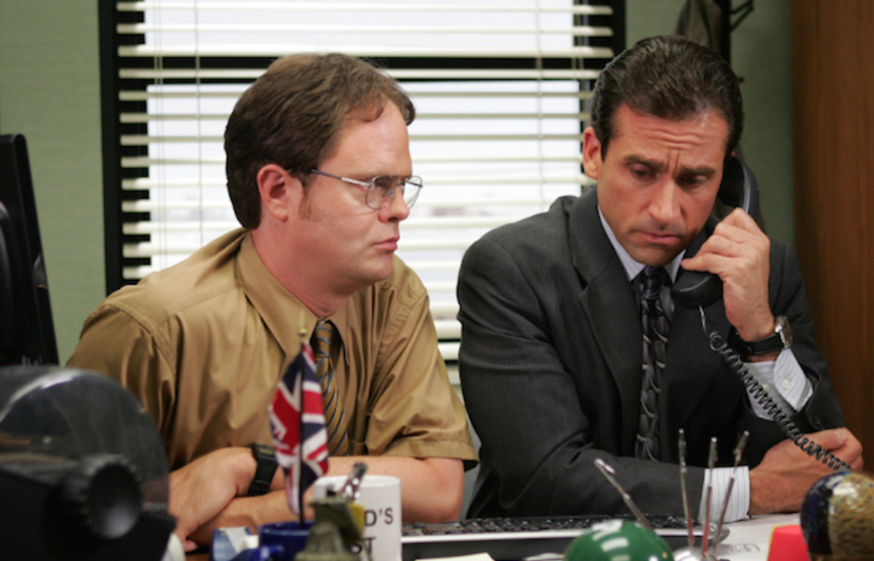 How 'The Office' Cast Would React To Post-Pandemic Reopenings