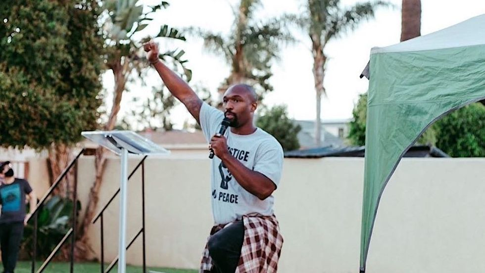 We Talked To BLM Organizer Tyrone Nance On The LA Protests And Systemic Racism