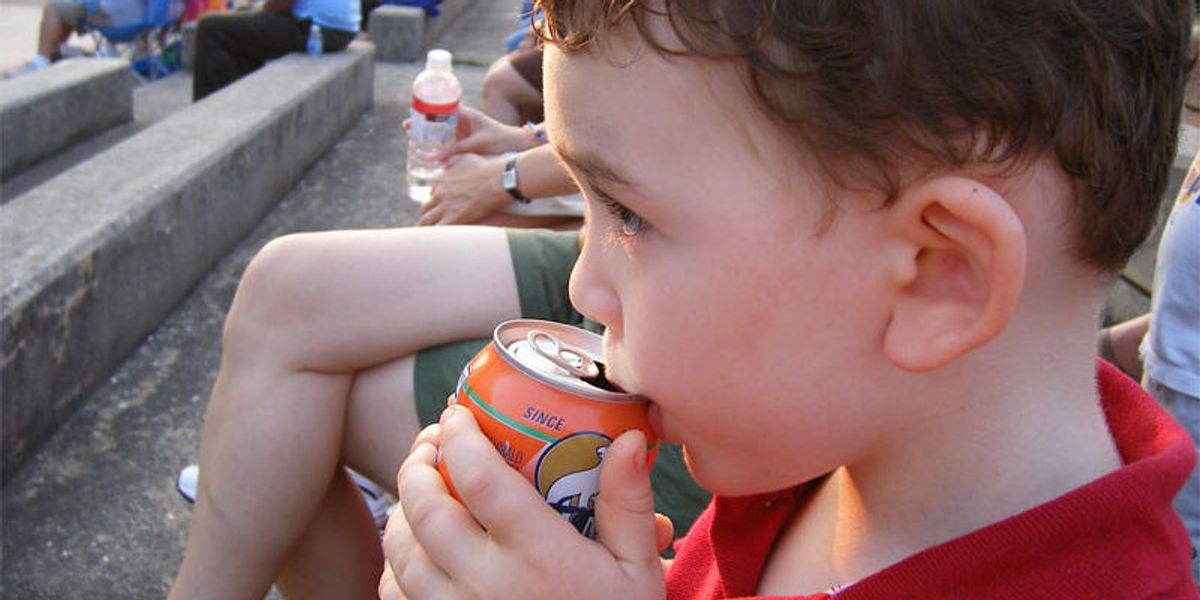Advertising for sugary drinks increased to $1 billion from 2013 to 2018