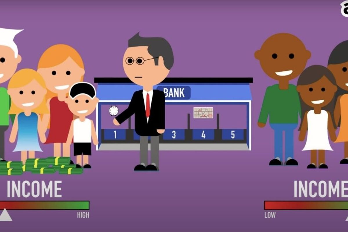 Still unsure about what systemic racism means? Here's a brief explainer video.