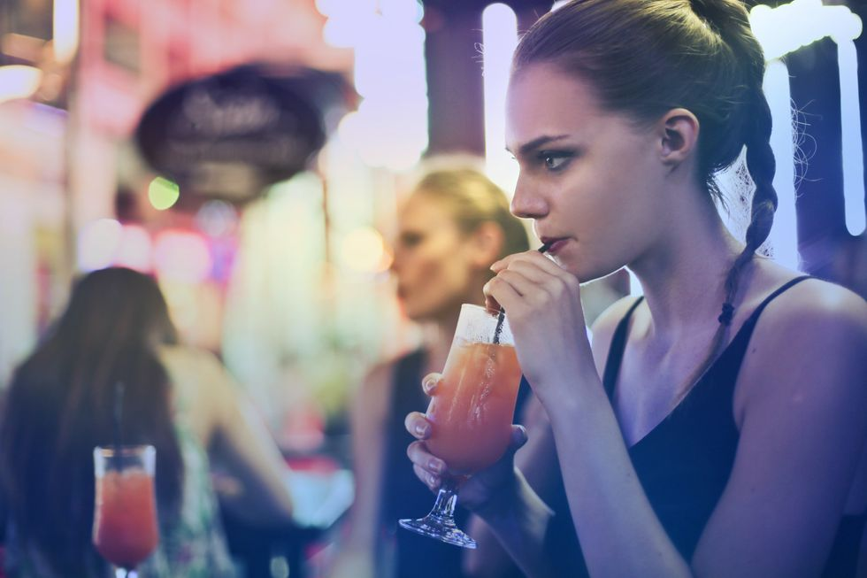 Alcohol Has Never Been A Healthy Coping Mechanism — Yes, Even In Quarantine