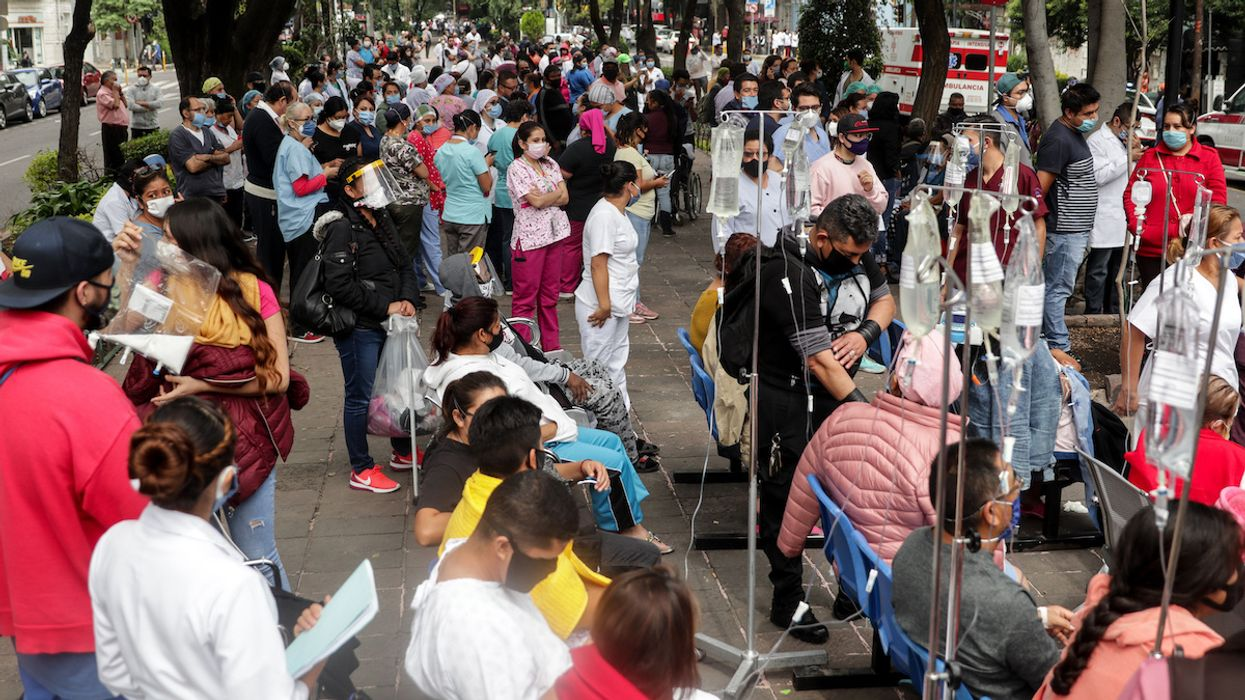 Powerful Earthquake Kills at Least Six in Mexico