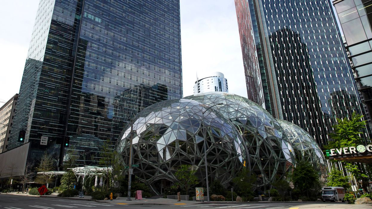 Amazon's Carbon Footprint Rises 15% as Company Invests $2 Billion in Clean Tech