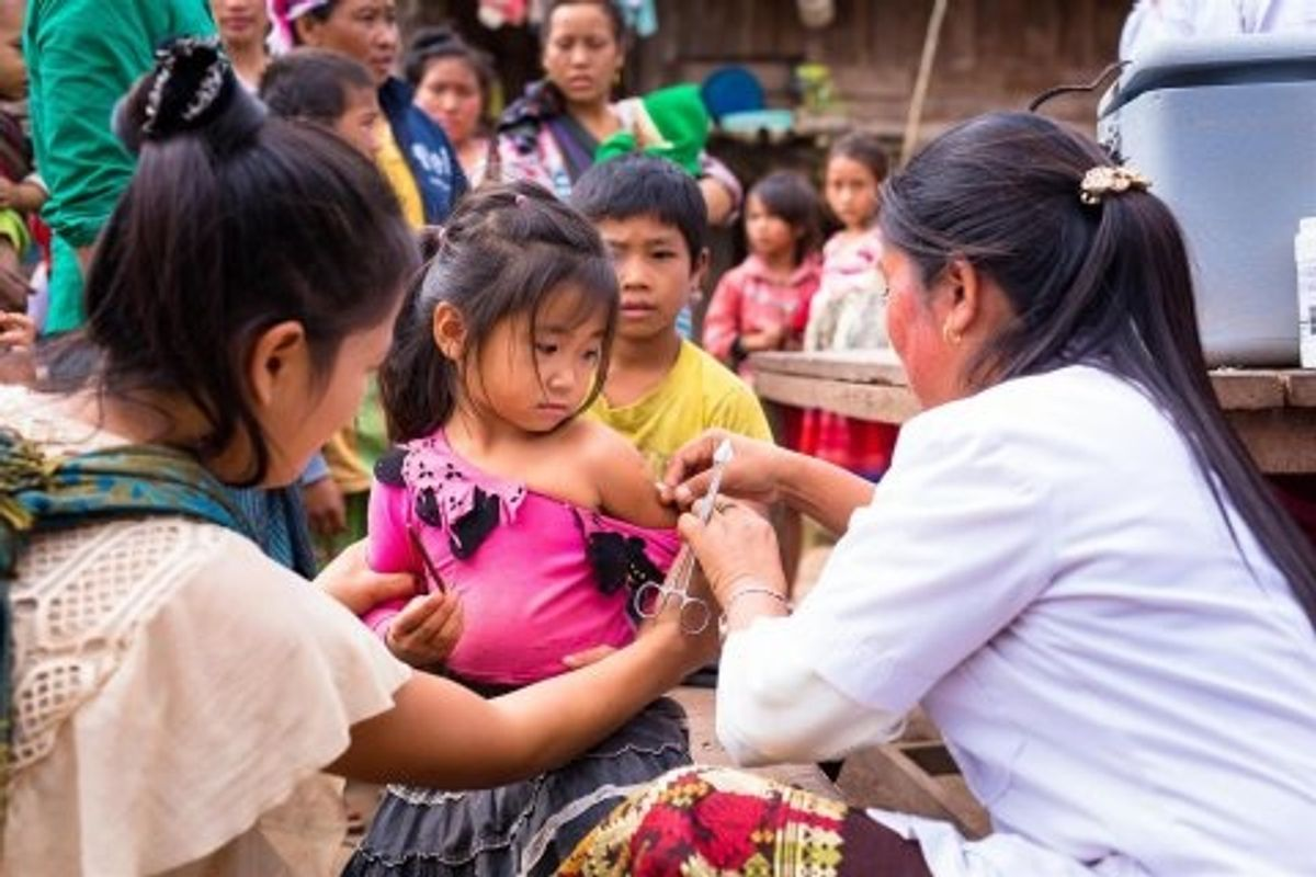In 75 years, the UN has made big leaps in improving global health — but we still have a lot to do