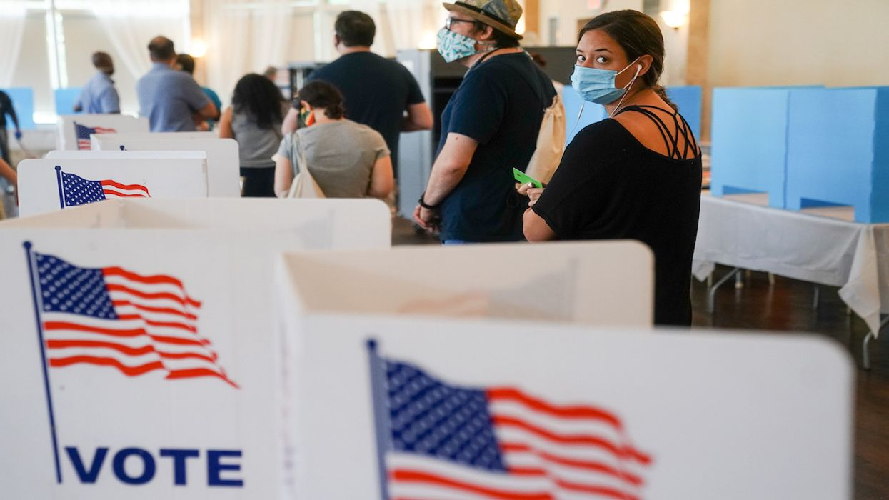 Voting Is Now a Public Health Issue