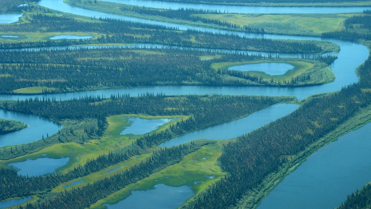 15,000 Gallon Oil Spill Threatens River and Drinking Water in Native Alaskan Village