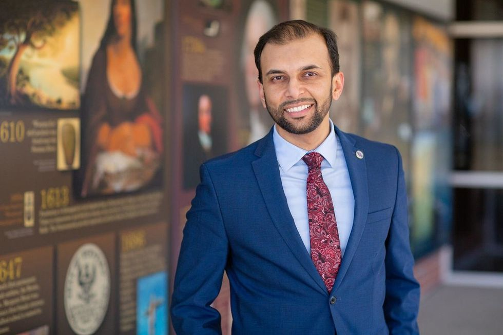 Everything You Need To Know About Qasim Rashid, VA-01 Democratic Nominee For Congress