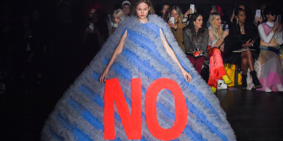 Looks Like Fashion Month Might Not Be Canceled After All